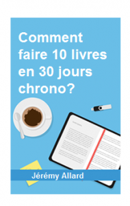 Comment faire un ebook rapidement?